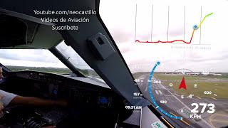 Video ¿A que velocidad despega un avión? Airbus A320 MP3, 3GP, MP4, WEBM, AVI, FLV Agustus 2018