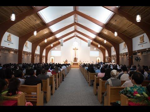 Thánh Lễ Tạ Ơn Tân Linh Mục Phêrô Lê Văn Ngữ GIÁO XỨ THÁNH PHILIPHE MINH Winnipeg, MB Canada June 2, 2019