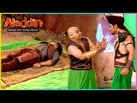 Aladdin Helps Ginnie To Meet His Real Brother Angoothi | Aladdin Naam Toh Suna Hoga