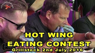 Frank's Red Hot Wing Eating Contest