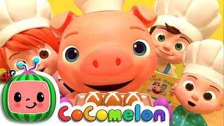 Hot Cross Buns | CoCoMelon Nursery Rhymes & Kids Songs