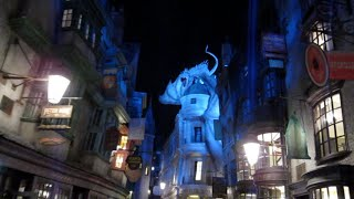 Diagon Alley - Wizarding World of Harry Potter, Universal Studios
