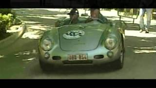 Porsche - 550 Spyder - Dream Cars