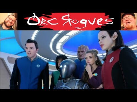 The Orville Ep 7: We're Doing This