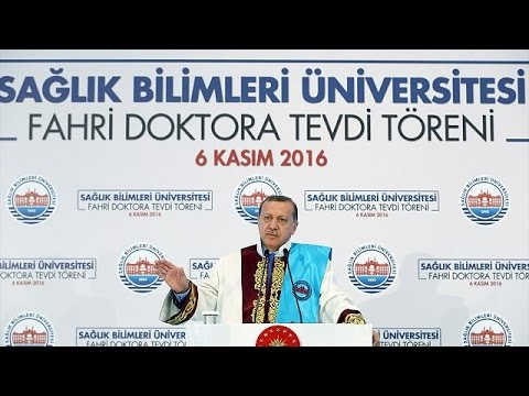 Ερντογάν προς Ευρώπη: «Συνεργοί των τρομοκρατών όσοι υποστηρίζουν τους Κούρδους» – world