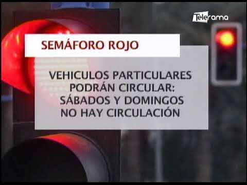 Desde hoy rigen nuevas medidas dentro de los 3 colores de semáforo en Ecuador