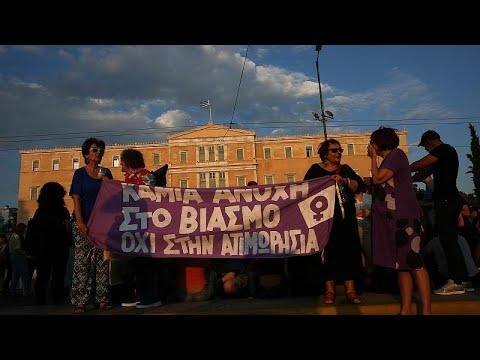 Griechenland: »Nein heißt Nein« - Neues Gesetz gegen  ...