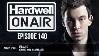 Hardwell On Air 140