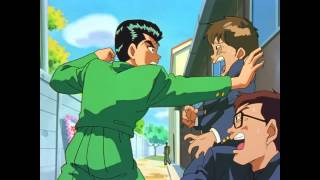 Yu Yu Hakusho - Episode 1 - Part 2/6 - [HD 720p]