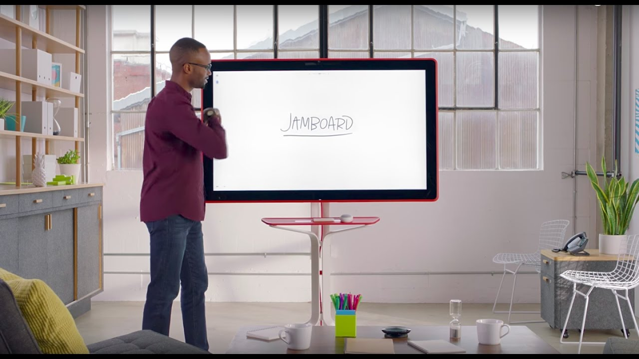 This is Jamboard