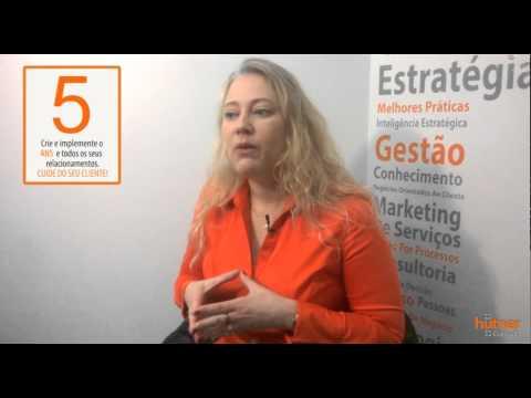 TOP 10 :: Certificação Empresarial ISO/IEC 20000 :: Alexandra Hütner
