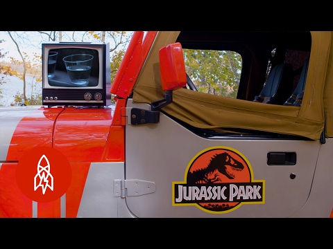 Inside Jurassic Park  s Most Iconic Special