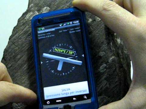 Video of eGEO Compass GS by GeoStru