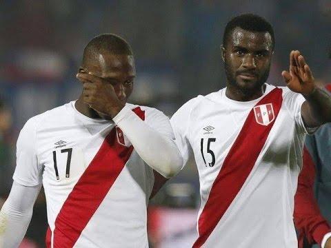 Luis Advincula y su llanto tras la eliminación de la Copa América Perú vs. Chile: