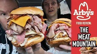Video Arby's Meat Mountain Sandwich Food Review | Season 3, Episode 30 MP3, 3GP, MP4, WEBM, AVI, FLV Juli 2018