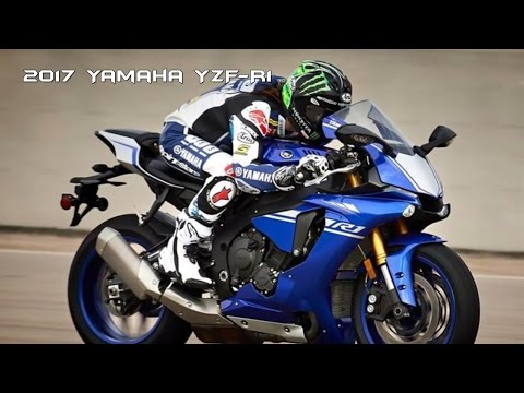 2017 Yamaha YZF‑R1 : R DNA-R TECHNOLOGY-R WORLD | Production Superbike Like Never Before