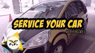 Have you serviced your car yet? Check us out at: http://www.flyfm.com.my Like & follow us: http://www.facebook.com/flyfm http://www.Twitter.com/flyfm958 http...