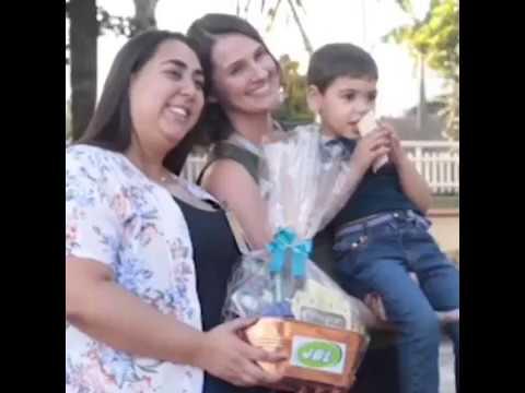 Kinoplex - Flores com Você - Vencedora da Promoção: Paloma Salgado