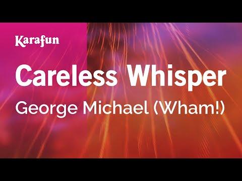 Careless Whisper (Karaoke)