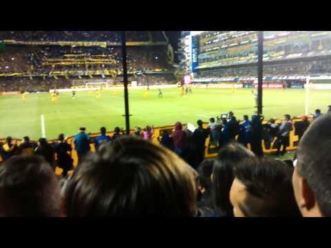 Video - Vals / Hinchada hay una sola - Boca 1 Crucero 0 - La 12 - Boca Juniors - Argentina