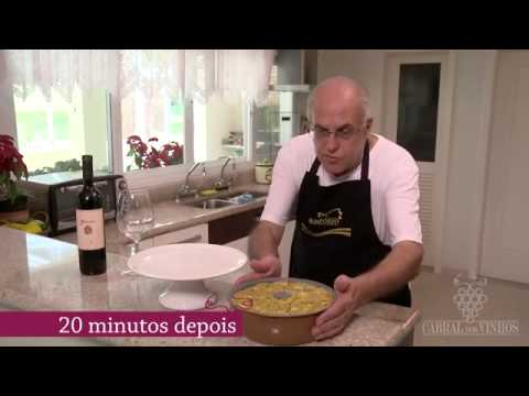 Cuscuz de Bacalhau | Cabral dos Vinhos