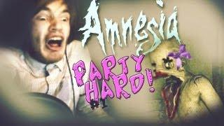 PARTY HARD! - Amnesia: Custom Story - Gary Dark Secrets - Part 1