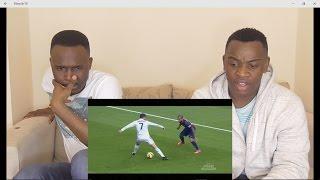 Video Messi vs Ronaldo - Dribbling vs Skills: Messi Fans Reactions MP3, 3GP, MP4, WEBM, AVI, FLV Juni 2019