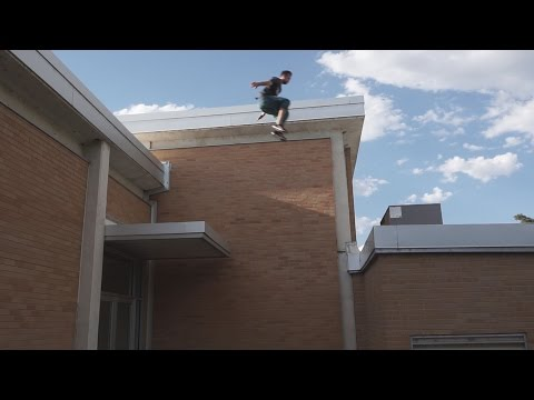 Video Roof Gap Testing New Parkour Shoes (Asics GT II) download in MP3, 3GP, MP4, WEBM, AVI, FLV January 2017