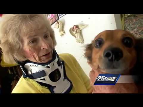 Florida Woman Can See After 21 Years Blind
