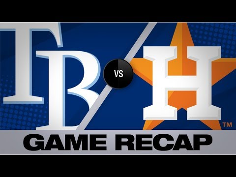 Video: 3-run 7th leads Astros to win | Rays-Astros Game Highlights 8/28/19