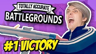 BATTLE ROYALE VICTORY!   Totally Accurate Battlegrounds
