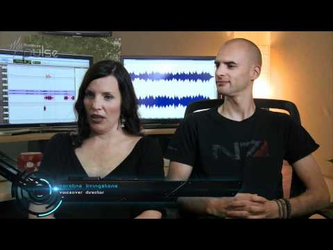 BioWare Pulse - Voice Over Recording Video
