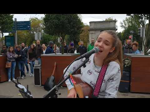 """Love on the brain"" Rihanna * Allie Sherlock * cover"
