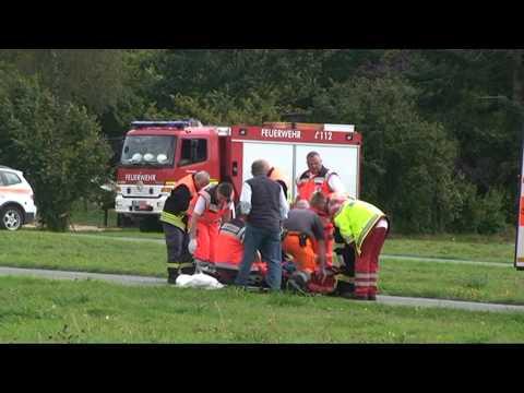 Bad Arolsen: Nach Notfall in Klinik geflogen