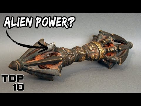 Top 10 Scary Artifacts That Prove Past Advanced Civilizations Existed