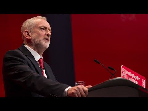 Jeremy Corbyn's speech to Annual Conference 2016 (видео)