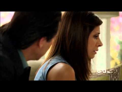 "Necessary Roughness - 2x10 - Dani and Nico - ""Look at me"""