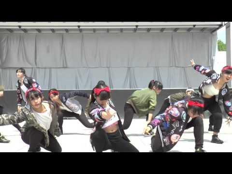 大住中学校ダンス部 さん <DANCE>