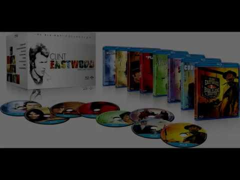 Clint Eastwood Collection [Blu-Ray] UK