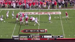 Jerel Worthy vs Georgia