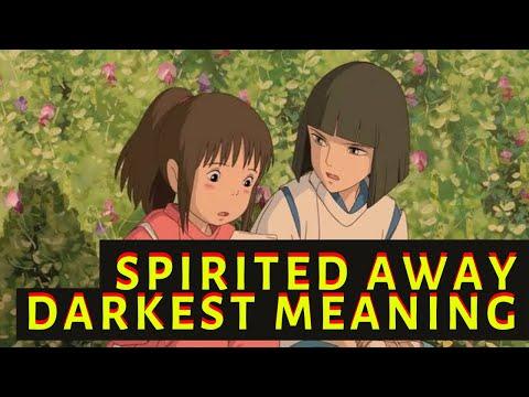 Teori Gelap Spirited Away   Review Spirited Away Indonesia - Studio Ghibli
