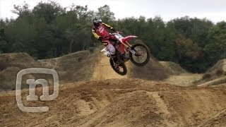 Chad Reed Preps 2013 Honda CRF450R For Supercross: My Way