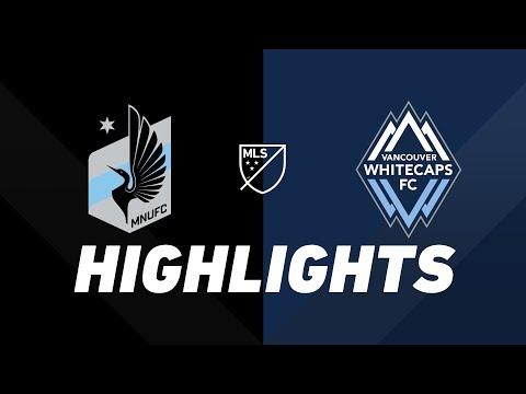 Video: Minnesota United FC vs. Vancouver Whitecaps FC | HIGHLIGHTS - July 27, 2019