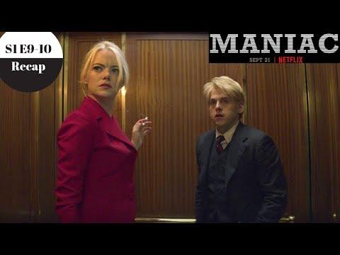 Maniac - Season 1 Episode 9 & 10 Recap - Spoilers