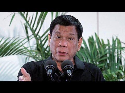 Πρόεδρος Φιλιππίνων: Θα εκτελούσα με χαρά 3 εκατομμύρια τοξικομανείς