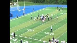 Geneva College Football Highlight 2013