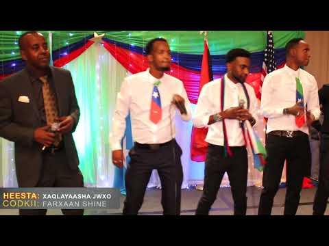 Farhaan Shiine Hees Cusub Wadani (Xaqlayaasha Jwxo) Official Music Video 2017
