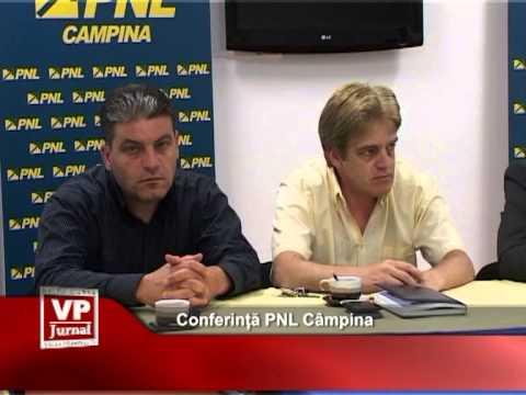 Conferință PNL Câmpina