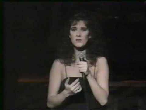 CELINE DION POR AMOR - Have A Heart (Live Winter Garden 1991)