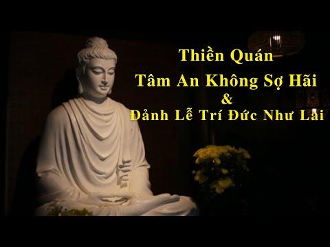 Thiền Quán Tâm An Không Sợ Hãi - Đảnh Lễ Trí Đức Như Lai | Linh Quy Pháp Ấn